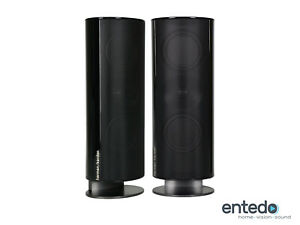 2-Sat-Lautsprecher-vom-Harman-Kardon-HKTS-60-65-Heimkino-Boxen-Speaker-SAT-TS60