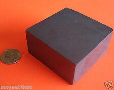 Applied Magnets 3 Piece 2 X 2 X 1 Ceramic Block Magnet Grade C8