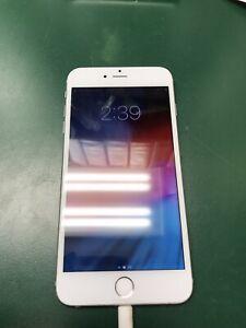 Apple Iphone 6 Plus 16gb Silver Metro Pcs Please Read Description E10 Ebay