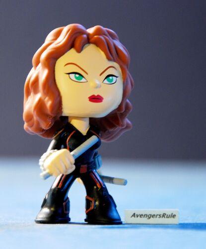 Avengers Age of Ultron Bobble-Heads Mystery Minis Vinyl Figures Black Widow