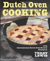Dutch Oven Cooking The Cast Iron Pot Recipe Secrets Cookbook By The Expert