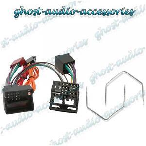 OPEL-SIGNUM-Parrot-Bluetooth-Mains-Libres-Voiture-SOT-Cable-Harnais-en-T-sortie