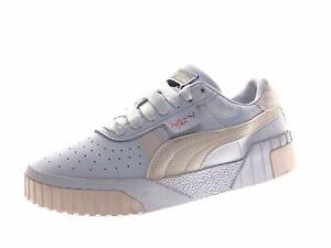 Puma Cali Star Damen Schuhe Sneaker Laufschuhe Freizeitschuhe Gr 37 Leder Weiß
