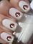 Disney-Princesses-sugar-skull-ongles-manucure-nail-art-water-decal-sticker miniatuur 4