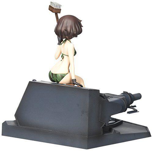 Flare Girls und Panzer Yukari Akiyama Scale Figure from Japan