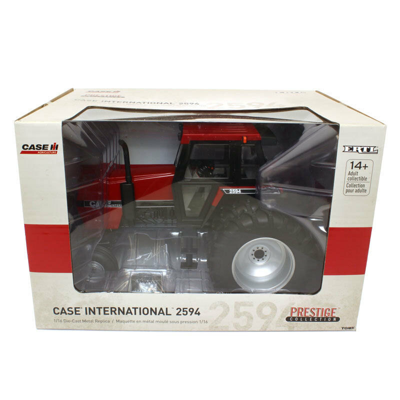 1 16 Prestige Series Case 2594 2WD with Duals by ERTL 44139