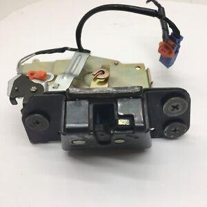 03 08 Honda Pilot Trunk Latch Tailgate Lock Actuator Liftgate 74801 S9v A01 Ebay