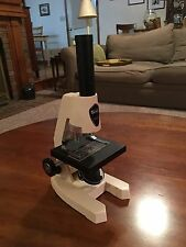 Vintage Tecnar Swift Student Microscope, Classroom from the 70's