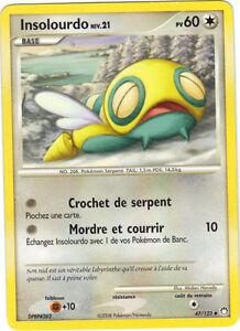 Pokemon-n-47-123-INSOLOURDO-niveau-21-PV60