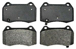 Disc Brake Pads Premium Ceramic Front PSD815C for Nissan Altima Sentra Cube 350Z