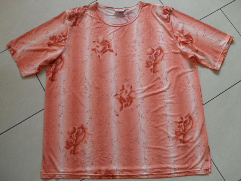 Leichtes, Schönes Damenshirt, Sommershirt, Shirt, Gr.xl, Gr.46, Gr.48, Bügelfrei Ein GefüHl Der Leichtigkeit Und Energie Erzeugen