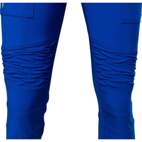 Star Trek Discovery Lt.Saru T.J.Scott Cosplay Costume Blue Mens Crewman Outfit