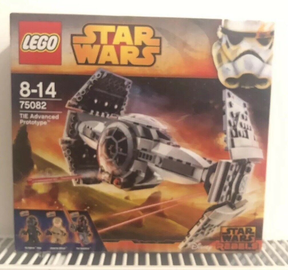 Star Wars Lego Tie Advanced Prototype 75082