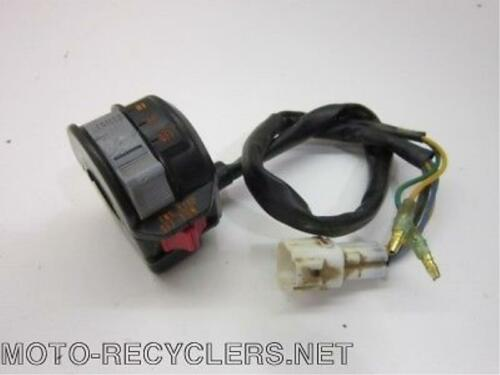 06 Blaster 200 Headlight Switch light on off kill switch 24