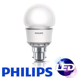 LED-PHILIPS-LOW-ENERGY-SAVING-LIGHT-BULBS-5w-BC-B22-BAYONET-CAP-10-12-LAMPS-240v