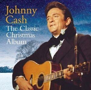 JOHNNY-CASH-THE-CLASSIC-CHRISTMAS-ALBUM-CD-16-TRACKS-WEIHNACHTSLIEDER-NEU