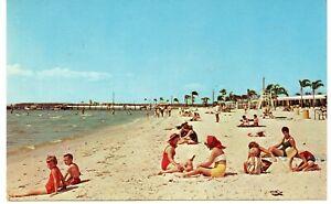 Postcard Bahia Beach Ruskin Fl By