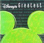 Various Disneys Greatest 2 CD