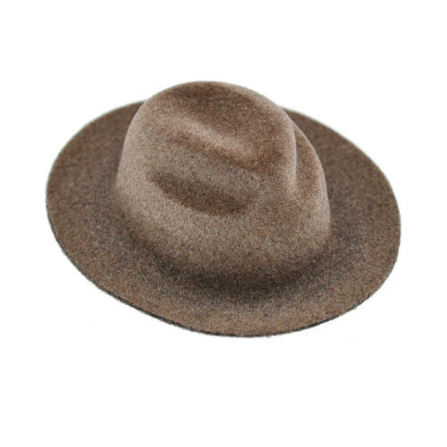 1//6 Scale Cool Cowboy Western Hat Model For Figure Doll Hot Toys Kids Gift Black