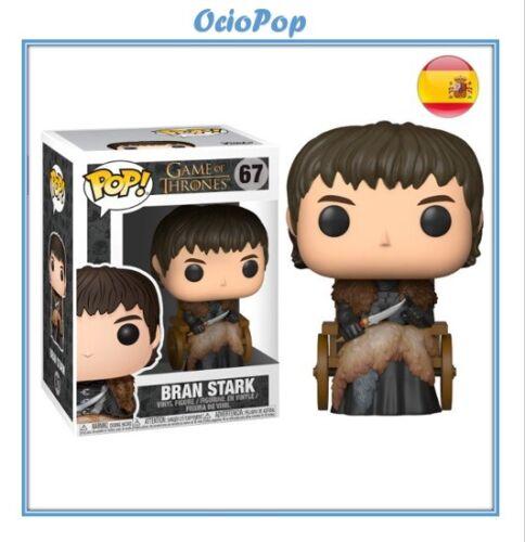 Game of Thrones figura pop Pop// Funko Pop Brand Stark #67