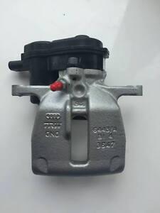 O-E-AUDI-A5-S5-Q5-B8-Rear-RIGHT-TRW-electric-brake-caliper-EPB-FOR-300mm-disc