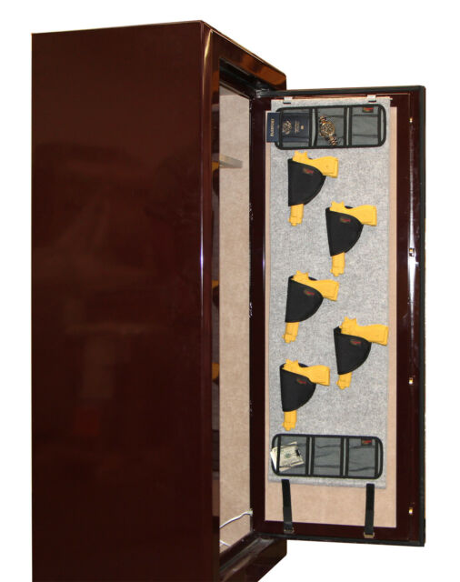Gun Safe Door Panel Organizer 11pistol Kit And 2 Goldenrod Style Dehumidifier For Sale