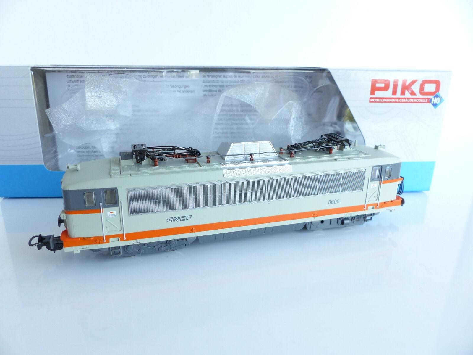 PIKO 96520 LOCOMOTIVE ELECTRIQUE BB 8608 LIVREE BETON DEPOT TOULOUSE