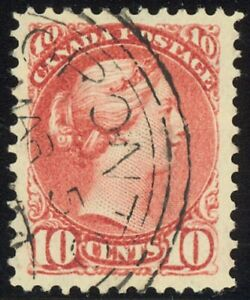 45-10c-1897-Brown-Red-Fault-Free-WOW