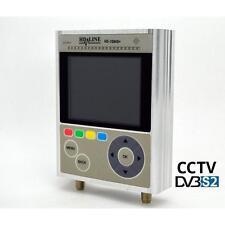 Satfinder HD-7090S+ Pointeur satellite HD DVB-S2 / Testeur Caméras CCTV + valise