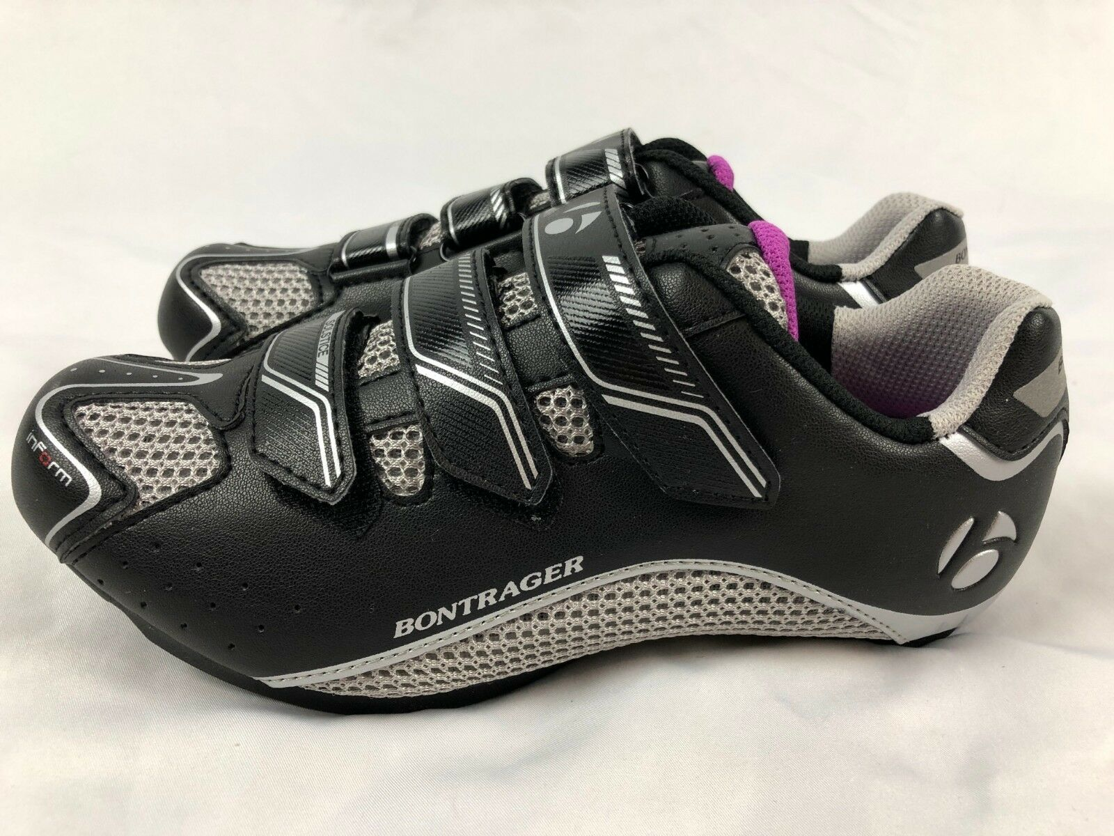 Bontrager Soltsitce Road Women's Cycling shoes SIZE US 5.5 (3k)
