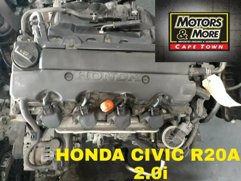 Honda Civic R20A 2.0 Engine For Sale No Trade in Needed