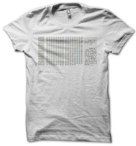Genesis Block Bitcoin Jan 2009 Bailout Men/'s T-Shirt S-XXXL