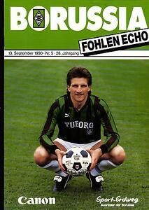 BL-90-91-Borussia-Moenchengladbach-1-FC-Nuernberg-13-10-1990