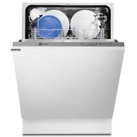 Electrolux Esl5201l0 Built-in Integrated Triple 'a' Rated 60cm Dishwasher