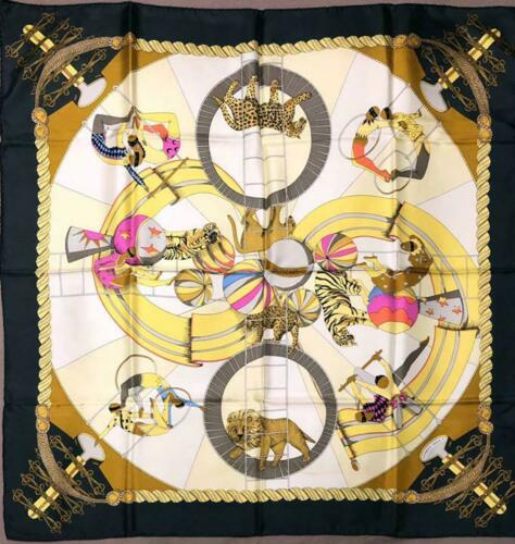Hermes Scarf Carre 90 <Circus>
