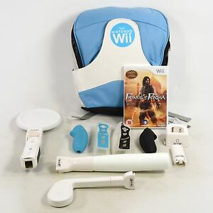 Nintendo-Wii-Prince-of-Persia-Sealed-backpack-amp-accessories-Battery-Pack-NEW