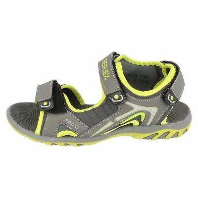 Boys N0015 synthetic riptape strap sandal By Reflex £10.99