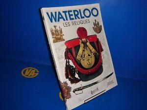 Libro-WATERLOO-LES-RELIQUES-LIBRO-EN-FRANCES