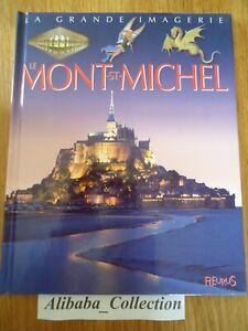 Details Sur Livre La Grande Imagerie Mont Saint Michel Fleurus Serie Collection