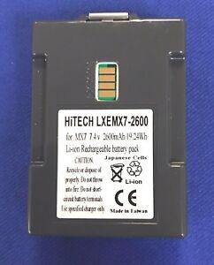 10-batteries-Japan-Li7-4v2600mAh-for-LXE-Honeywell-Tecton-MX7-MX7A380BATT
