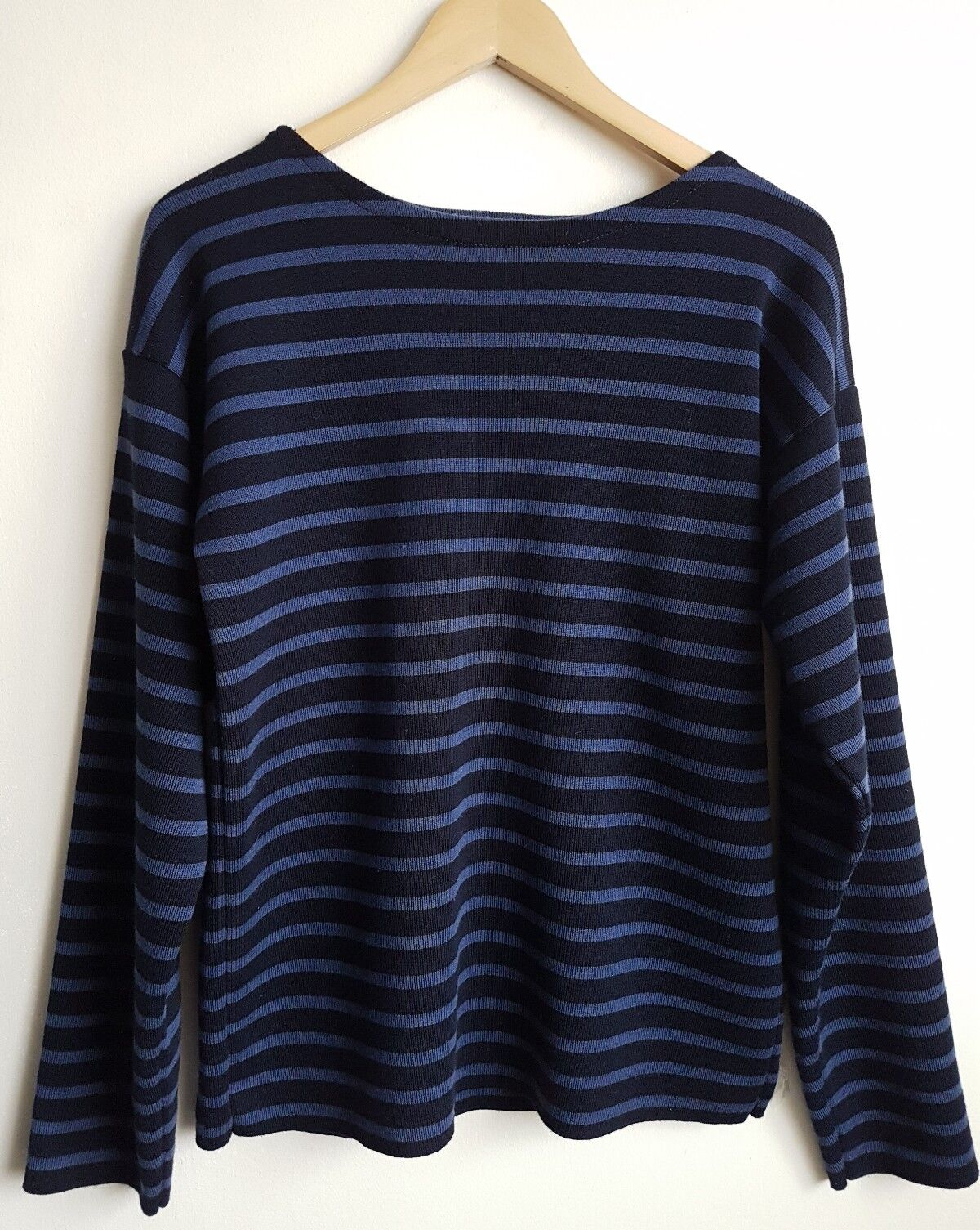 MHL MARGARET HOWELL MENS NAUTICAL JUMPER TOP SIZE S