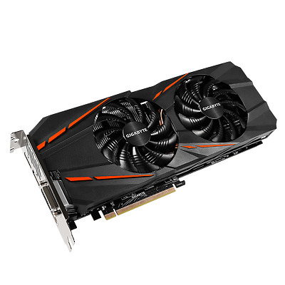 Gigabyte GeForce GTX 1060 Windforce OC (6GB) Graphics Card