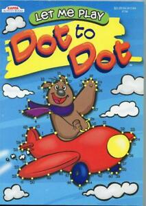 Let Me Play Dot to Dot Childrens Book 88908750012 | eBay