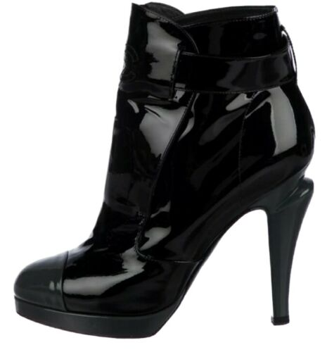 Chanel boots 38.5