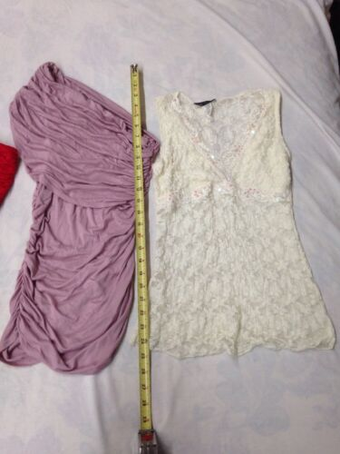 Abbigliamento Size Central Pc Body donna Lot All 4 Small wSqI6OxO