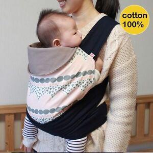 fasionable Infant Baby Carrier Slings Cotton  All handmade by korean designer