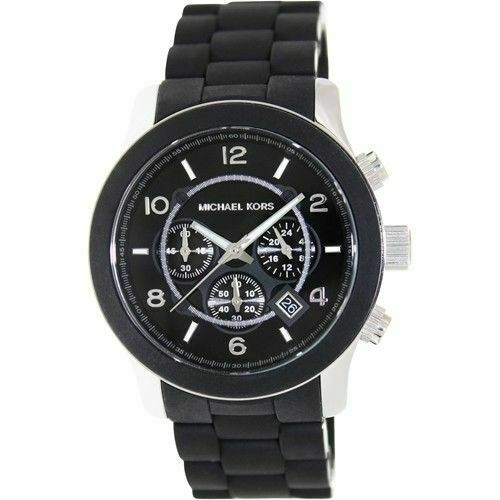 3caf890b4000 Michael Kors Runway MK8107 Wrist Watch for Men for sale online