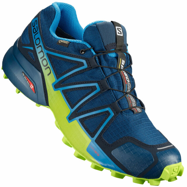 meilleur site web 23fcb cb796 Salomon Speedcross 4 GTX Goretex Men's Outdoor Shoes Running Waterproof New