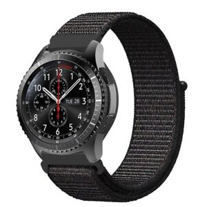 For-Samsung-Gear-S3-Frontier-Classic-Galaxy-Watch-46mm-Band-Nylon-Sport-Loop