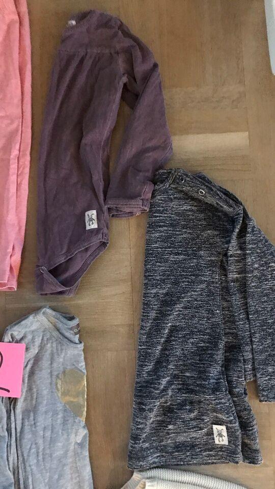 Blandet tøj, Sæt body cardigan kjole leggins , Norlie small